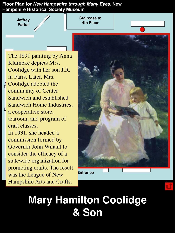 Mary Hamilton Coolidge