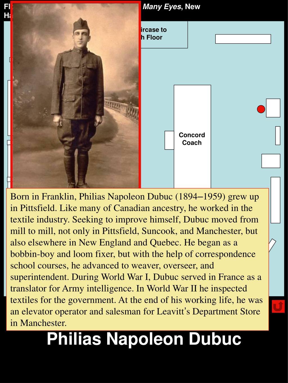 Philias Napoleon Dubuc