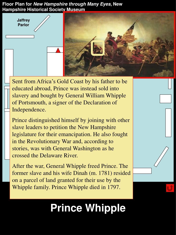 Prince Whipple