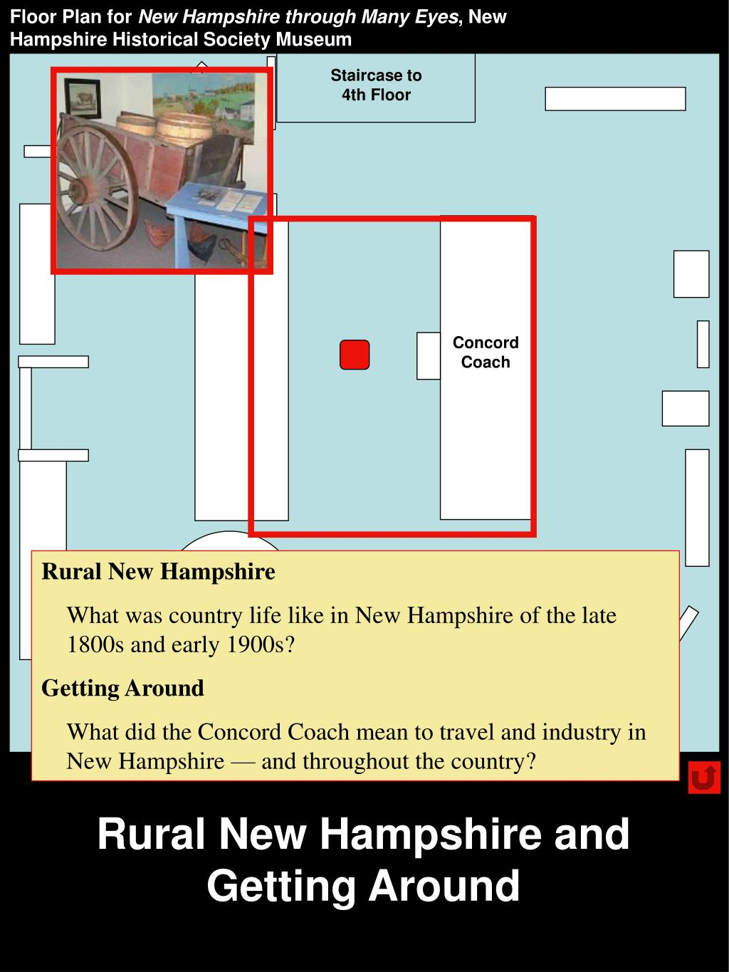 Rural New Hampshire and Getting Around