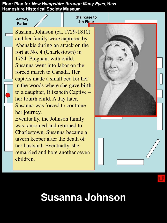 Susanna Johnson