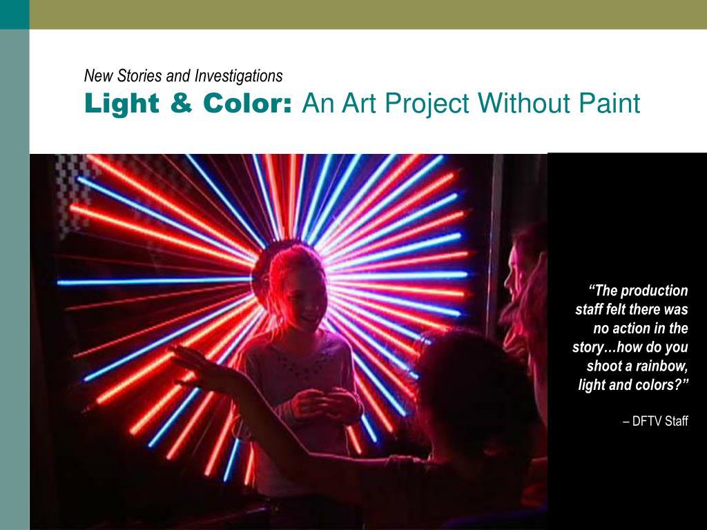Light & Color: