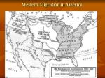 western migration in america