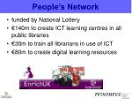 people s network