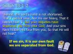 isaiah 59 1 2