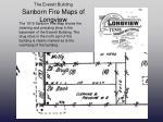 the everett building sanborn fire maps of longview26