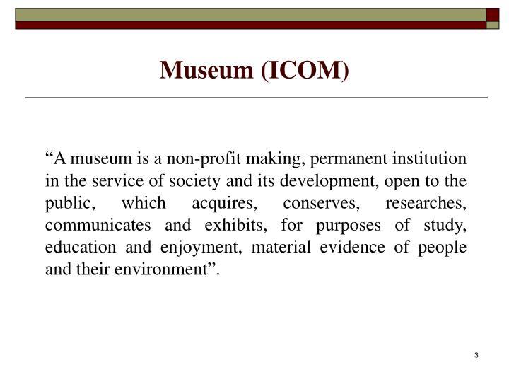 Museum icom