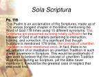 sola scriptura20