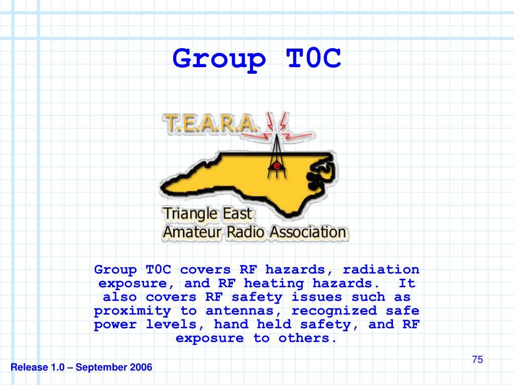 Group T0C