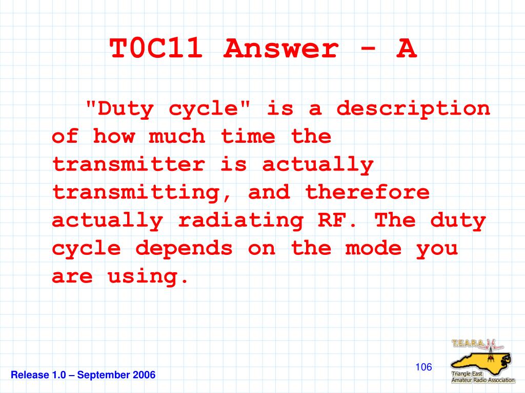 T0C11 Answer - A