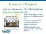 museums in maryland17