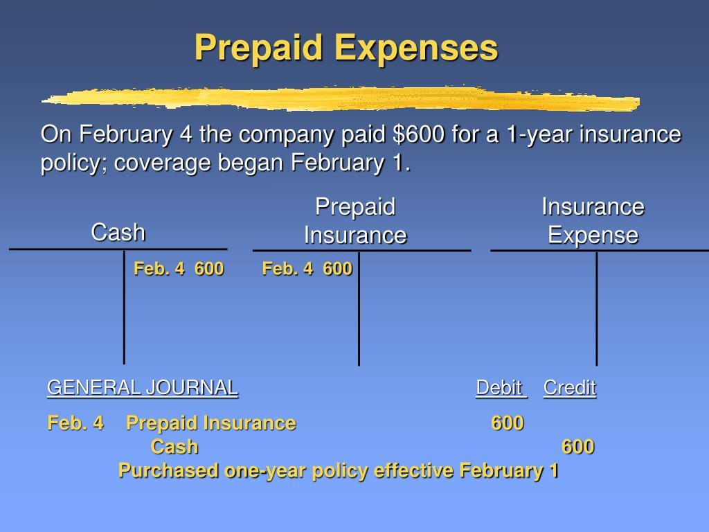 Insurance Expense