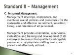 standard ii management74
