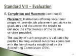 standard viii evaluation137