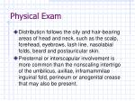 physical exam10