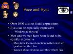 face and eyes15