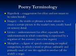 poetry terminology4