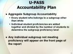 u pass accountability plan11