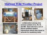 midwest wild weather project