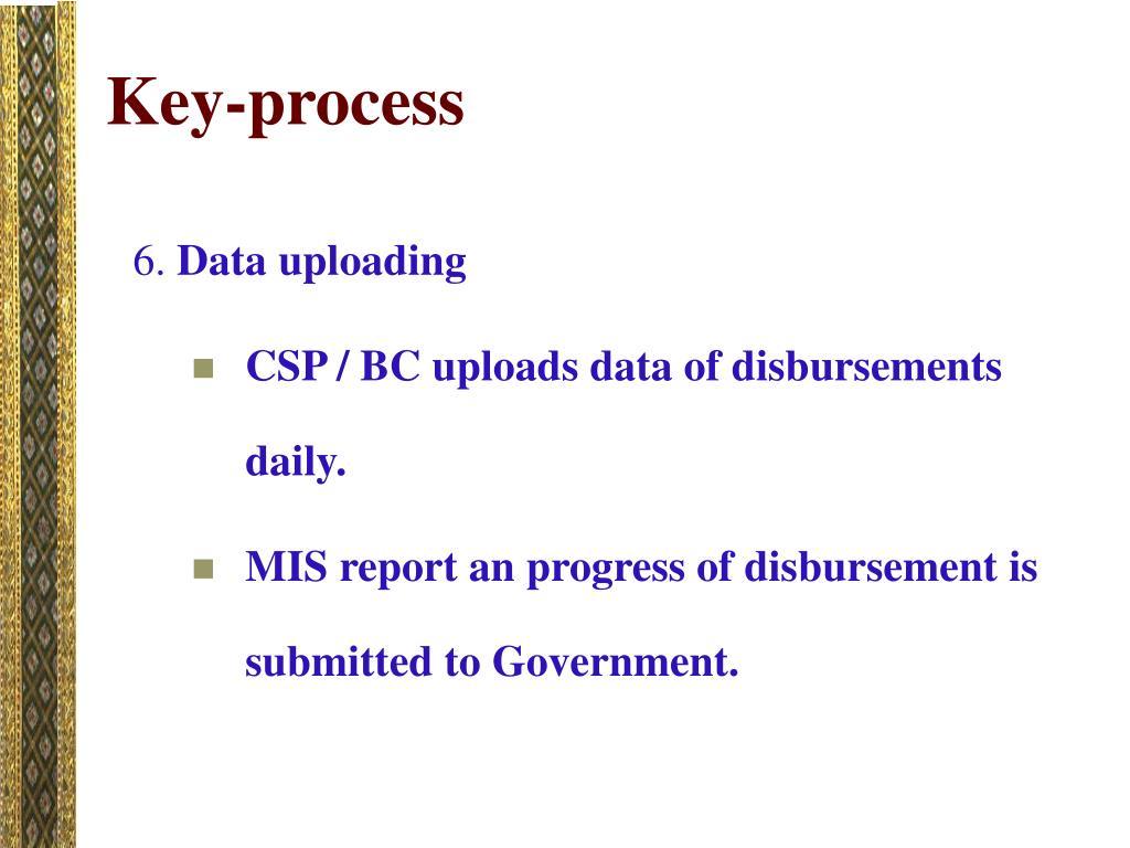 Key-process