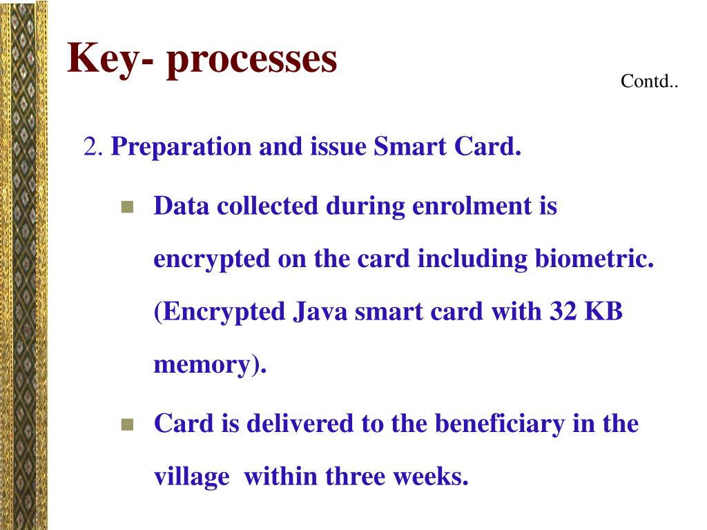 Key- processes