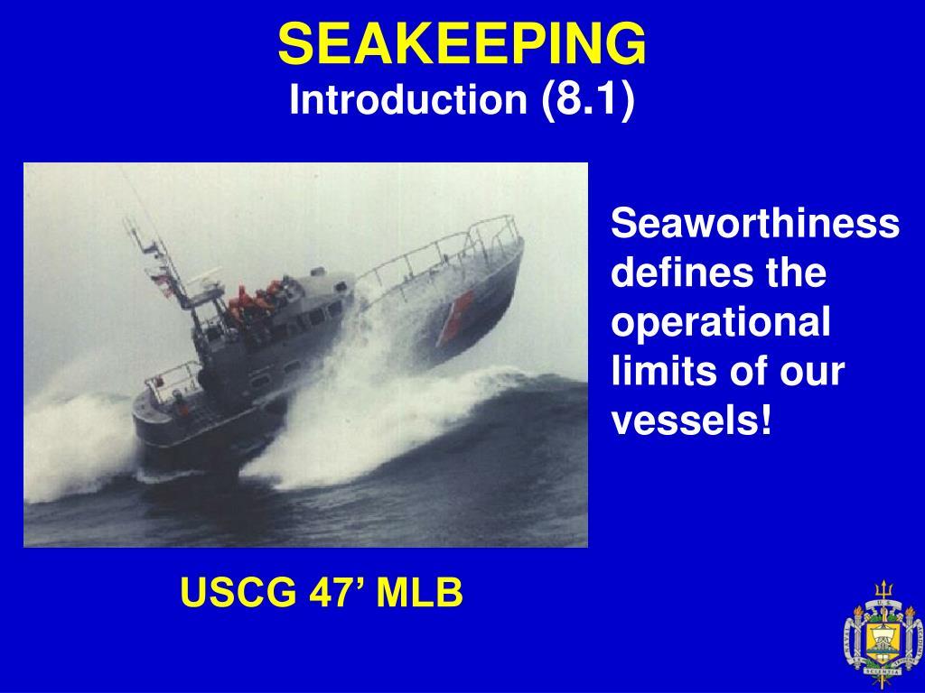 seakeeping l.
