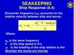 seakeeping34