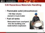 cai hazardous materials handling28