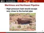 maritimes and northeast pipeline41