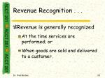 revenue recognition20
