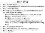 1912 1918