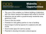 midmills opportunities