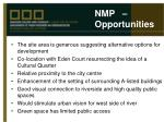 nmp opportunities