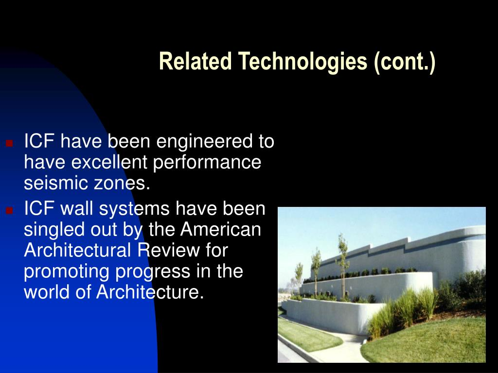 Related Technologies (cont.)