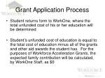 grant application process19