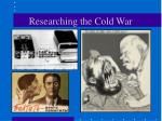 researching the cold war