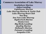 commerce association of lake murray1