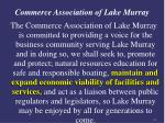 commerce association of lake murray2