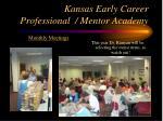 kansas early career professional mentor academy24
