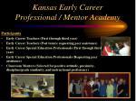 kansas early career professional mentor academy8