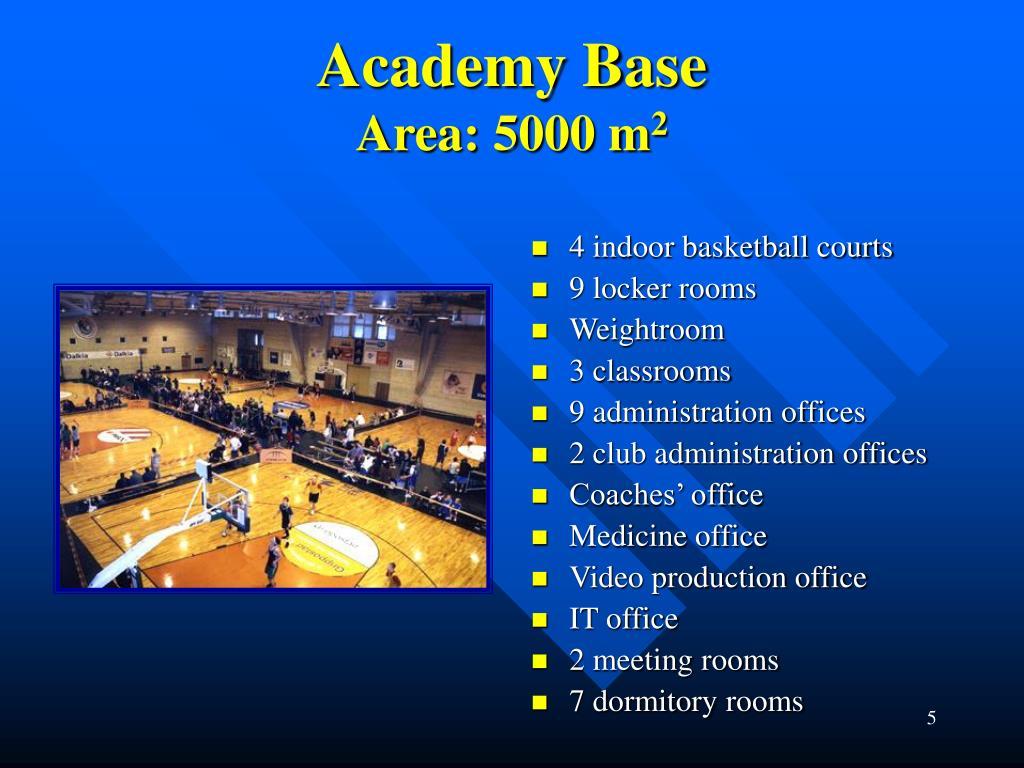 Academy Base