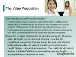 the value proposition40