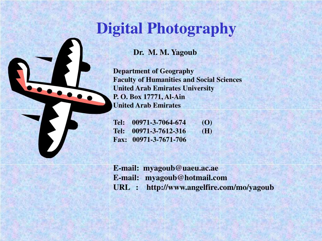 digital photography l.