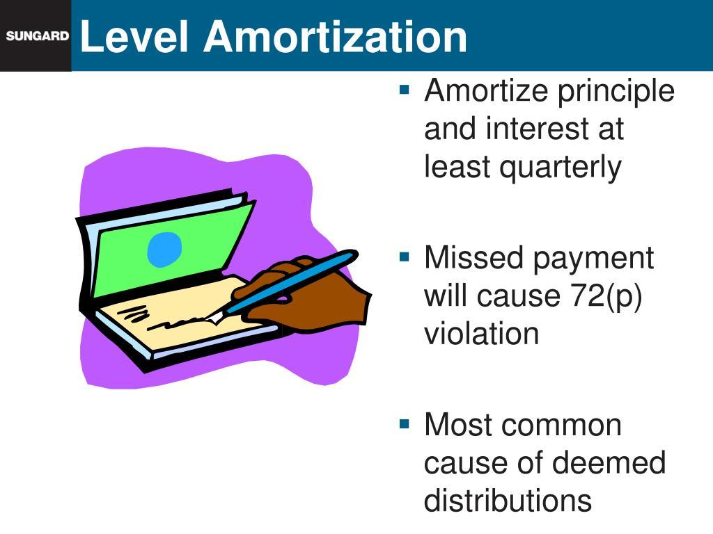 Level Amortization