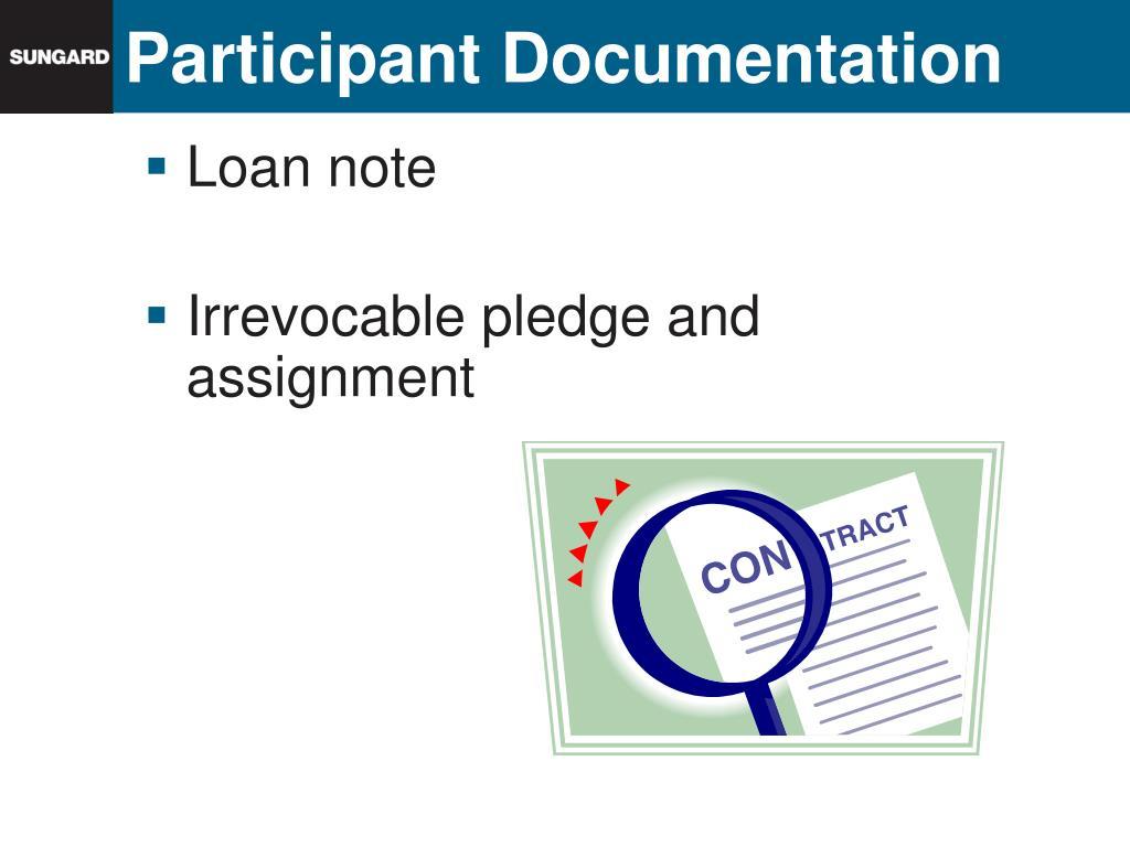 Loan note