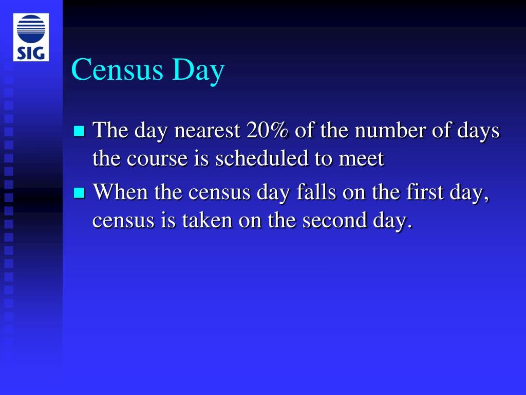 Census Day