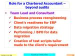 role for a chartered accountant beyond audits14