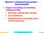 role for a chartered accountant beyond audits15