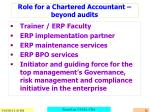 role for a chartered accountant beyond audits16