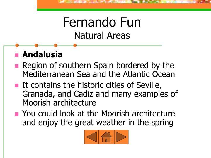 Fernando Fun